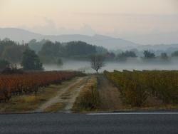 Photo paysage et monuments, Grimaud - matin à Aigo-Puto