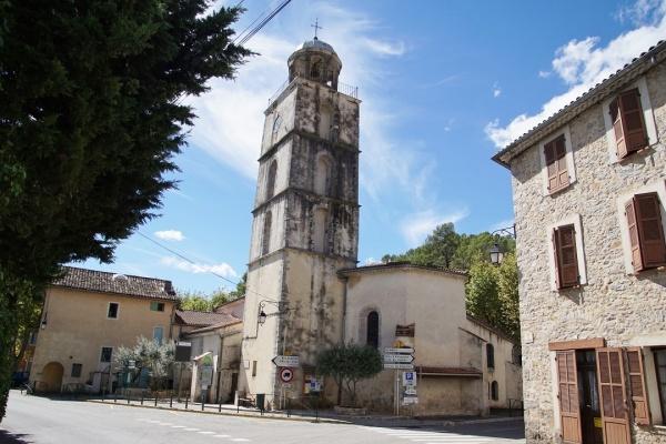 Photo Méounes-lès-Montrieux - église eutrope