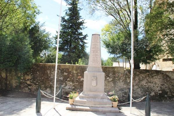 Photo Méounes-lès-Montrieux - Monuments Aux Morts