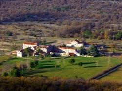Photo paysage et monuments, Nans-les-Pins - La Sainte baume (l'Hôtellerie)
