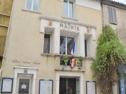 Photo paysage et monuments, Néoules - la mairie