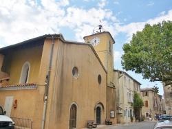 Photo paysage et monuments, Néoules - église saint Jean Baptiste