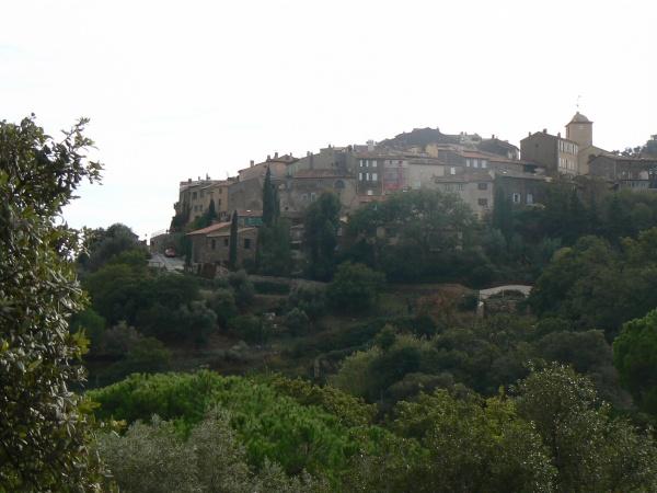 Photo Ramatuelle - Vue du village