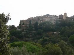 Photo paysage et monuments, Ramatuelle - Vue du village