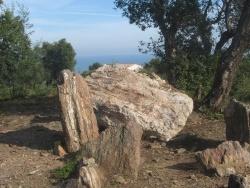 Photo paysage et monuments, Roquebrune-sur-Argens - Dolmen de la Gaillarde (Roquebrune)
