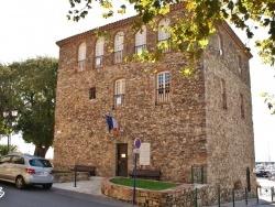 Photo paysage et monuments, Sainte-Maxime - La Tour Carrée