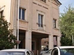 Photo paysage et monuments, Saint-Raphaël - La Mairie