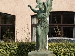 Photo paysage et monuments, Saint-Raphaël - Sculpture