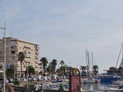 Photo paysage et monuments, Saint-Raphaël - Le Port