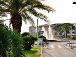 Photo paysage et monuments, Saint-Raphaël - La Ville