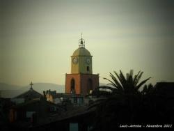 Photo paysage et monuments, Saint-Tropez - Le célèbre clocher de Saint Tropez