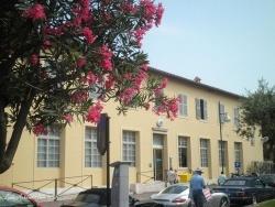 Photo paysage et monuments, Saint-Tropez - La Poste de Saint-Tropez