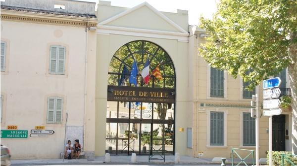 Photo Saint-Zacharie - la mairie