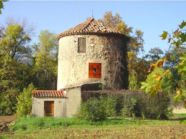 Photo Saint-Zacharie - Le moulin