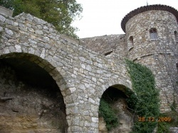 Photo paysage et monuments, Seillons-Source-d'Argens - arcades