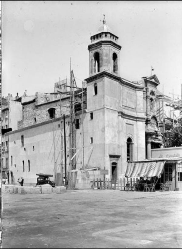 Église Saint François de Paule