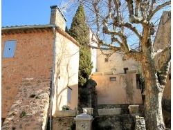 Photo paysage et monuments, Tourtour - Eau courante dans le village.
