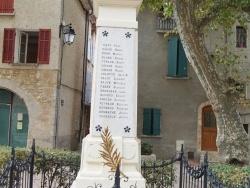 Photo paysage et monuments, Le Val - Monuments Aux Morts
