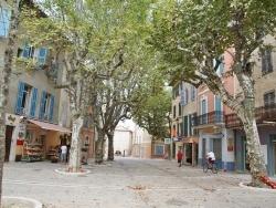Photo paysage et monuments, Le Val - Le Village