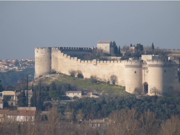 Photo Avignon - le fort st andré à villeneuve les avignon