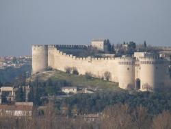 Photo paysage et monuments, Avignon - le fort st andré à villeneuve les avignon