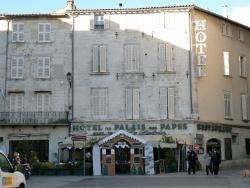 Photo paysage et monuments, Avignon - hôtel du palais des papes