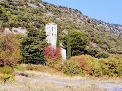 Photo paysage et monuments, Beaumes-de-Venise - Beaumes de venise chapelle d'aubune .