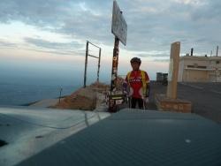 Photo paysage et monuments, Bédoin - Ventoux sommet à 6h