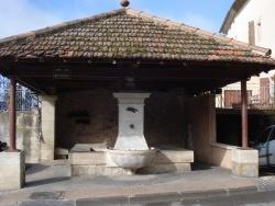 Photo paysage et monuments, Bédoin - lavoir