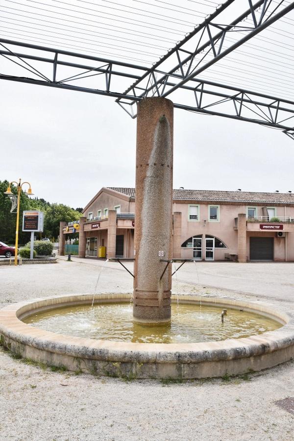 Photo Gargas - la fontaine