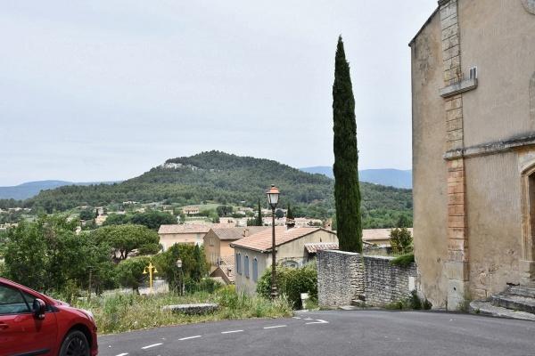 Photo Gargas - le village