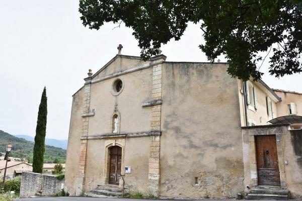 Photo Gargas - église Saint Denis