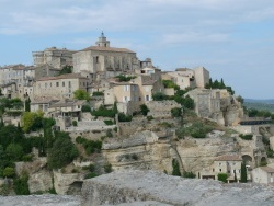 Photo paysage et monuments, Gordes - gordes