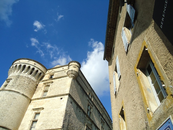 Photo Gordes - Le chateau