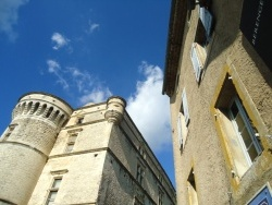 Photo paysage et monuments, Gordes - Le chateau