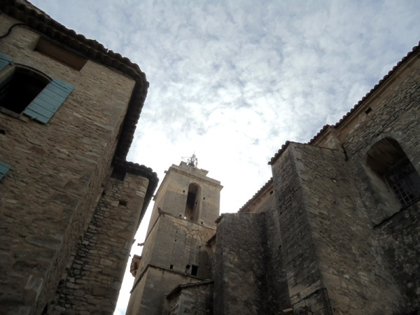 Photo Gordes - L'église de Gordes