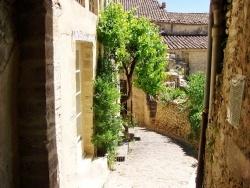 Photo paysage et monuments, Gordes - La Commune