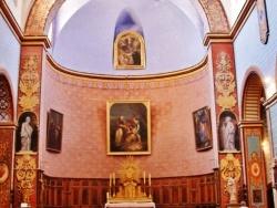 Photo paysage et monuments, Gordes - L'église
