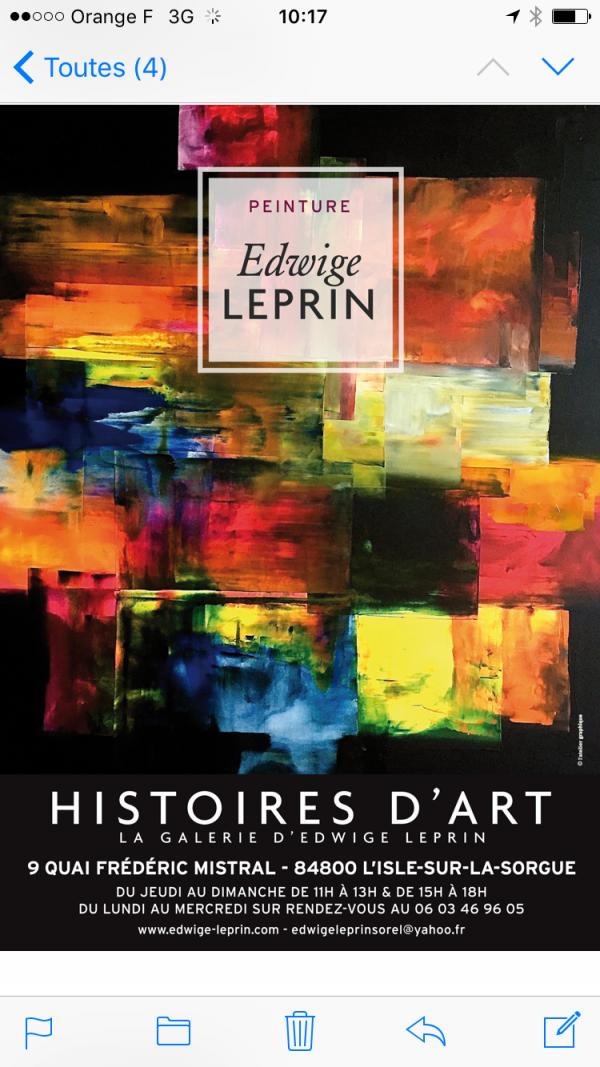 Galerie Histoires d'Art