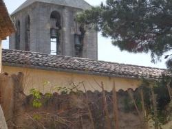Photo paysage et monuments, Malaucène - clocher