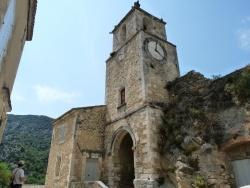 Photo paysage et monuments, Maubec - vieille église