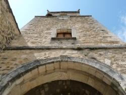 Photo paysage et monuments, Maubec - ancien clocher