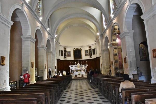 Photo Morières-lès-Avignon - église Saint André