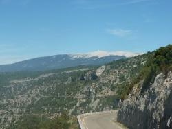 Photo paysage et monuments, Mormoiron - Gorges de la Nesque pour revenir à Mormoiron