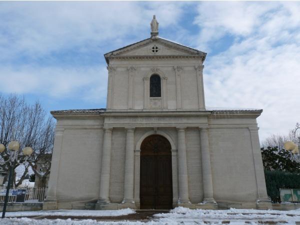 Photo Le Pontet - église du pontet
