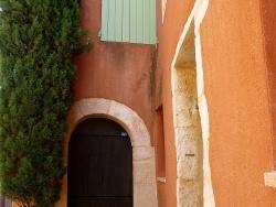 Photo paysage et monuments, Roussillon - Les couleurs de Roussillon