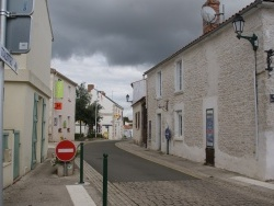 Photo paysage et monuments, Angles - Le Village