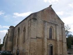 Photo paysage et monuments, Angles - église notre dame des anges