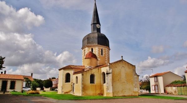 Photo La Jonchère - L'église