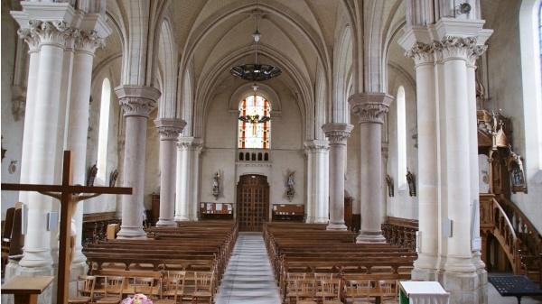 Photo Sainte-Flaive-des-Loups - église Sainte Flaive